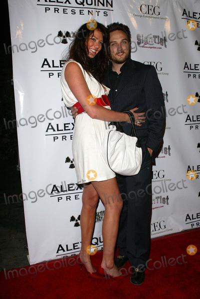 "Alex Quinn, Alex A Quinn Photo - Brittany Brower and Alex Quinnat ""An Evening of Forbidden Passions"" Presented by CEG and Alex Quinn. Vanguard Hollywood, Hollywood, CA. 05-25-06"