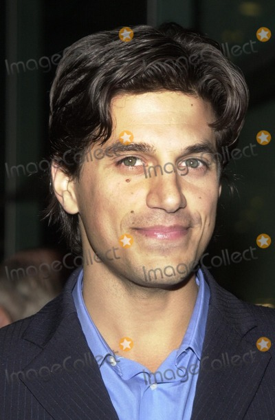 """Andrew Davoli Photo - Andrew Davoli at the premiere of the Warner Bros. film """"Welcome To Collinwood"""" at the Cinerama Dome, Hollywood, CA 09-30-02"""