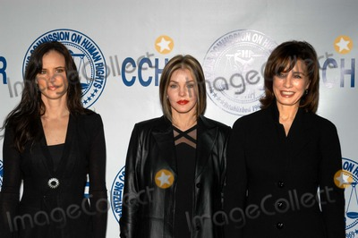 Juliette Lewis, Priscilla Presley, Anne Archer Photo - Juliette Lewis, Priscilla Presley and Anne Archer at the Human Rights Awards Ceremony presented by the Citizen's Commission on Human Rights, Beverly Hilton Hotel, Beverly Hills, CA 02-15-03