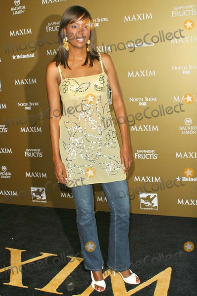Aisha Tyler Photo - Aisha Tyler at the Maxim Hot 100 Party at the Hard Rock Hotel & Casino, Las Vegas, Nevada 06-12-04
