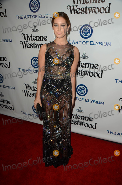 Ashley Tisdale Photo - Ashley Tisdale at The Art of Elysium's Ninth Annual Heaven Gala, 3LABS, Culver City, CA 01-09-16