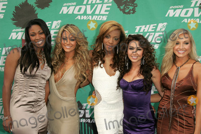 Wanita Woodgette, Aubrey O'Day, Dawn Richard, Aundrea Fimbres, Shannon Bex, WANITA WOODGETT Photo - Wanita Woodgette, Aubrey O'Day, Dawn Richard, Aundrea Fimbres, and Shannon Bexarriving at the 2006 MTV Movie Awards. Sony Pictures, Culver City, CA. 06-03-06