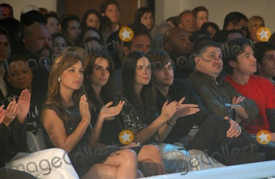 Ashton Kutcher, Demi Moore, Penelope Cruz, Penelope  Cruz Photo - Penelope Cruz with Demi Moore and Ashton Kutcher