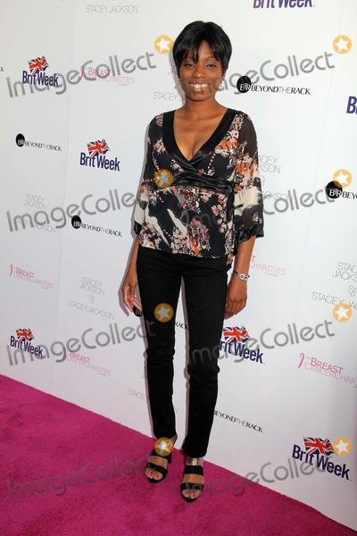 "Angelique Bates Photo - Angelique Bates at the ""Live It Up"" Album Launch Party, Bardot, Hollywood, CA 05-01-13"