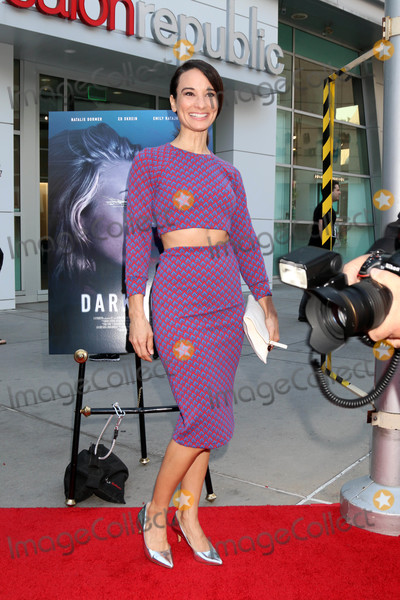 """Alison Becker Photo - Alison Becker at the """"In Darkness"""" Premiere, Arclight, Hollywood, CA 05-23-18"""