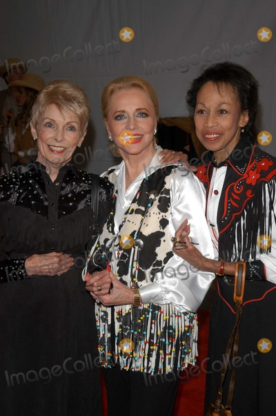 Janet Leigh, Anne Jeffreys, Altovise Davis, Ann Jeffreys Photo - Janet Leigh, Anne Jeffreys and Altovise Davis at the 50th Annual SHARE Boomtown Party, Santa Monica Civic Auditorium, Santa Monica, CA 05-17-03
