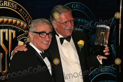 Martin Scorsese, Michael Ballhaus Photo - Martin Scorsese and Michael Ballhaus