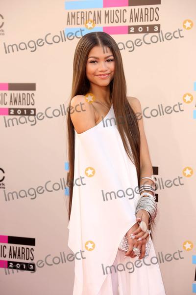 Zendaya Photo - Zendaya at The 2013 American Music Awards - Arrivals , Nokia Theater, Los Angeles, CA 11-24-13