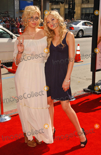 A. J. Michalka, A.J. Michalka, AJ Michalka, Aly Michalka, Grauman's Chinese Theatre, AJ. Michalka, Ali Farka Touré Photo - Aly Michalka and A.J. Michalka
