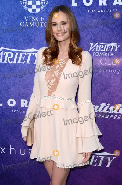 Alyssa Campanella Photo - Alyssa Campanella at the Variety Power of Young Hollywood Event, Neuehouse, Hollywood, CA 08-16-16