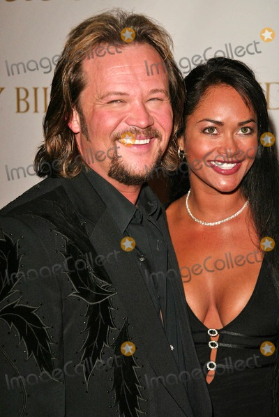 Photos And Pictures Travis Tritt And Wife Theresa At The
