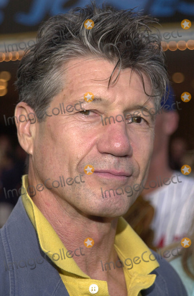 """Fred Ward Photo -  FRED WARD at the premiere of Warner Brother's """"Summer Catch"""" at Mann's Village Theater, Westwood, 08-22-01"""