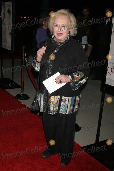 Doris Roberts, Queen, Julien Doré Photo - Doris Roberts