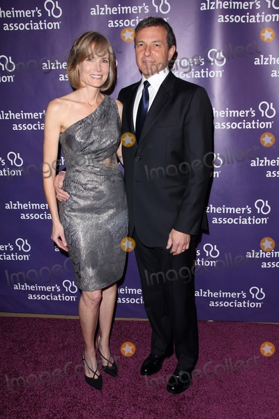 Robert Iger, Willow Bay Photo - Willow Bay and husband Robert Iger