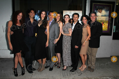 Betsy Russell, Vincent Spano, Andy Hirsch, Eva Marie Photo - Shari Shaw, Vincent Spano, Claudia Eva-Marie Graf, John Colella,  Stefanie Fredricks, Andy Hirsch, Betsy Russell, Rick Shaw