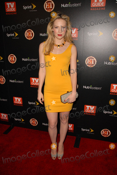 Beth Riesgraf Photo - Beth Riesgraf at the TV GUIDE Magazine's Hot List Party, SLS Hotel, Los Angeles, CA. 11-10-09