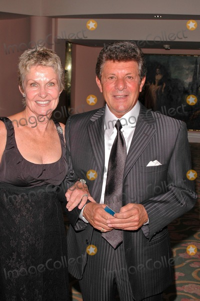 "Frankie Avalon Photo - Frankie Avalon and his wife Kay at the 5th Annual Lupus LA Gala ""An Evening of Love, Light & Laughter"" at the Beverly Hills Hotel, Beverly Hills, CA. 10-08-04"