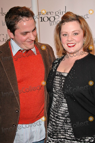 Melissa McCarthy, Ben Falcone Photo - Ben Falcone and Melissa McCarthy at the Gilmore Girls 100th Episode Party, The Space, Santa Monica, CA 12-04-04