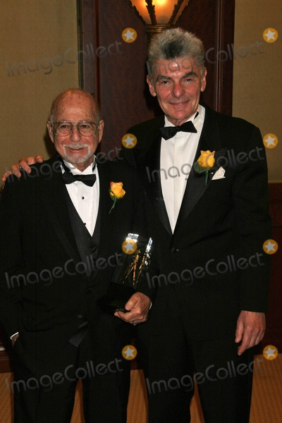 Richard Benjamin Photo - Gerald Hirschfeld and Richard Benjamin