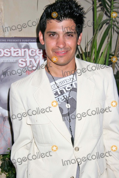 Antonio Rufino, Aqua Photo - Antonio Rufinoat the Substance & Abuse Magazine Launch Party. Aqua, Beverly Hills, CA. 05-07-06