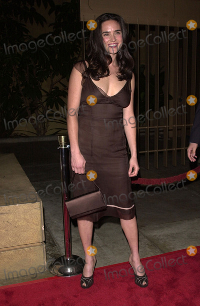 """Jennifer Connelly Photo -  Jennifer Connelly at the premiere of Artisan Entertainment's """"Requiem For A Dream"""" in Hollywood, 10-16-00"""