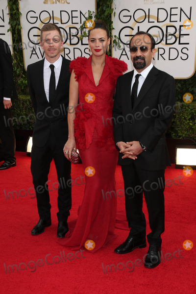 Berenice Bejo, Asghar Farhadi Photo - Berenice Bejo, Asghar Farhadi at the 71st Annual Golden Globe Awards Arrivals, Beverly Hilton Hotel, Beverly Hills, CA 01-12-14