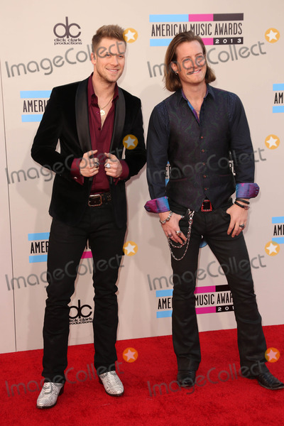 Photo - Florida Georgia Line at The 2013 American Music Awards - Arrivals , Nokia Theater, Los Angeles, CA 11-24-13