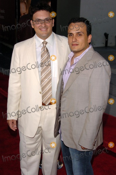 """Anthony Russo, Joe Russo, Joe Corré Photo - Anthony Russo and Joe Russoat the premiere of """"You, Me and Dupree"""". Arclight, Hollywood, CA. 07-10-06"""