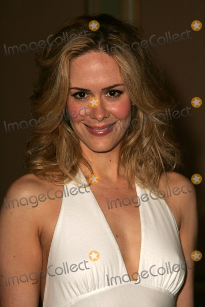 Sarah Paulson, RITZ CARLTON Photo - Sarah Paulson