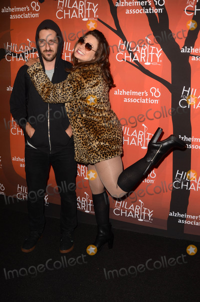 Adam Shapiro, Seth Rogen, Katie Lowes, Katies Lowes Photo - Katie Lowes, Adam Shapiro at the 5th Annual Hilarity for Charity Variety Show: Seth Rogen's Halloween, Hollywood Palladium, Hollywood, CA 10-15-16