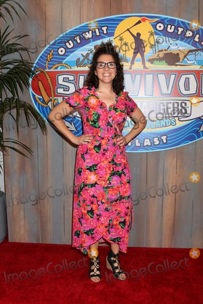 "Aubry Bracco Photo - Aubry Bracco at the ""Survivor: Game Changers - Mamanuca Islands"" Finale, CBS Studio Center, Studio City, CA 05-24-17"
