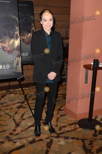 """Ellen Page, The Cure Photo - Ellen Page at """"The Cured"""" Los Angeles Special Screening, AMC Dine-In Sunset 5, West Hollywood, CA 02-20-18"""