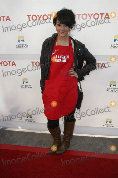 Eve, Fivel Stewart Photo - Fivel Stewart at the Christmas Eve For Homeless Served at Los Angeles Mission, Los Angeles, CA. 12-24-10