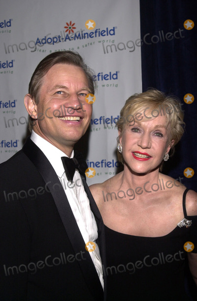 Michael York, The Specials, Michael Bublé, Michael Paré Photo -  Michael York and wife Patricia at the special benefit for Adopt-A-Minefield, Regent Beverly Wilshire Hotel, Beverly Hills, 06-14-01