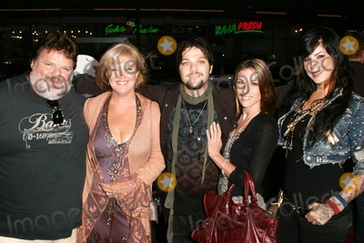 Phil Margera, April Margera, Bam Margera, Grauman's Chinese Theatre Photo - Phil Margera, April Margera and Bam Margera with guests