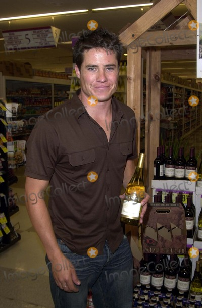 Andrew Firestone Photo - Andrew Firestone at Pavilions in West Hollywood, Making an appearance to promote his family's vineyard label, West Hollywood, CA 08-11-03