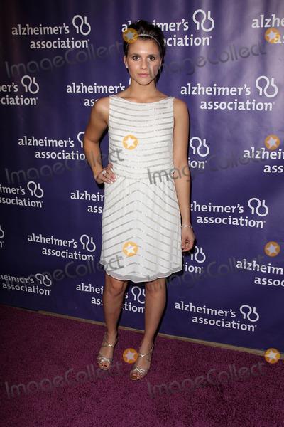 "Alexandra Chando Photo - Alexandra Chando at the 20th Anniversary Alzheimer's Association ""A Night at Sardi's,"" Beverly Hilton Hotel, Beverly Hills, CA 03-21-12"