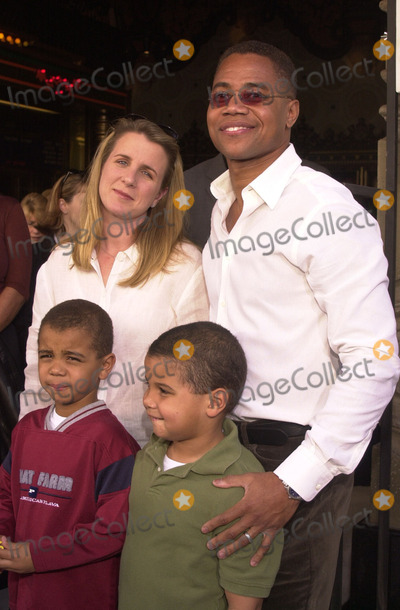 Photos and Pictures - Cuba Gooding Jr. with wife Sara and ...