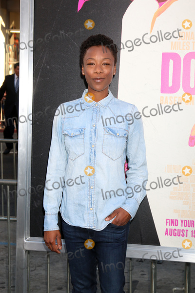 "Samira Wiley Photo - Samira Wiley at the ""War Dogs"" Premiere, TCL Chinese Theater IMAX, Hollywood, CA 08-15-16"
