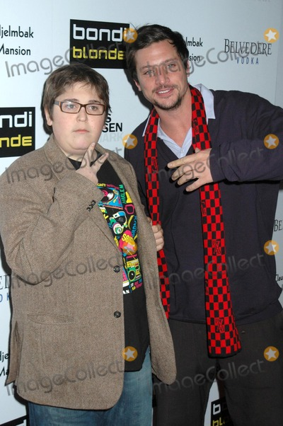 Andy Milonakis, Simon Rex Photo - Andy Milonakis and Simon Rex