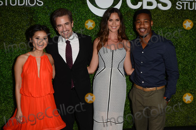 Dermot Mulroney, Odette Annable, Aaron Jennings Photo - Benda Song, Dermot Mulroney, Odette Annable, Aaron Jennings at the 4th Annual CBS Television Studios Summer Soiree, Palihouse, West Hollywood, CA 06-02-16