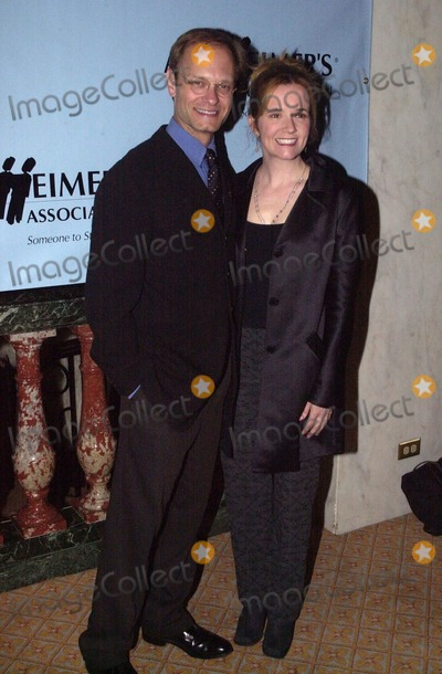 David Hyde Pierce, Lea Thompson, Léna Jam-Panoï Photo -  David Hyde Pierce and Lea Thompson at A Night At Sardis, benefitting Alzheimers Research, Beverly Hills, 03-01-00