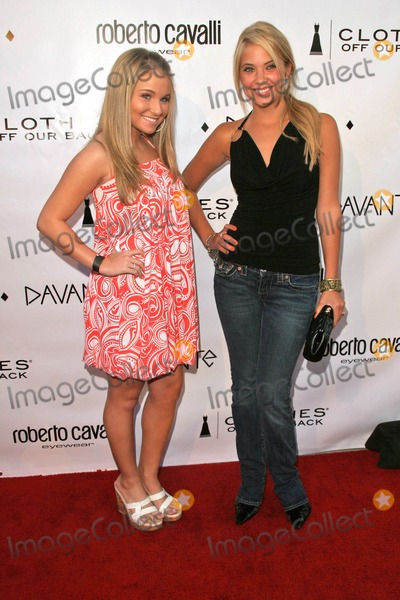 Ashley Benson, Ashley Rose, Ashley ROSE Orr, Ashley Rose-Orr Photo - Ashley Rose Orr and Ashley Benson