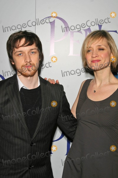 """Anne Marie, Anne Marie Duff, Anne-Marie Duff, Ann Marie Photo - James McAvoy and Anne-Marie Duff at the Los Angeles Premiere of """"Penelope"""". Directors GUild of America Theater, West Hollywood, CA. 02-20-08"""