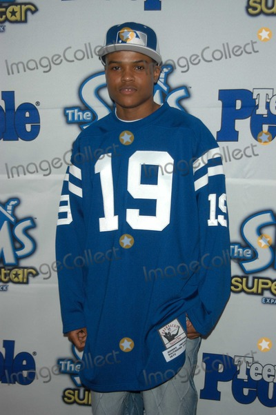 George O. Gore II at Teen Peoples 6th Annual 25 Hottest Stars under 25 Party, Lucky Strike Lanes, Hollywood, CA 05-05-03