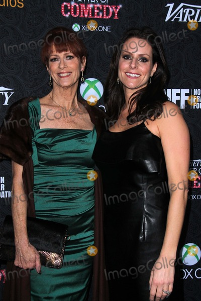 Noreen Fraser Photo - Noreen Fraser, Michelle McBride at Variety's 4th Annual Power of Comedy, Avalon, Hollywood, CA 11-16-13