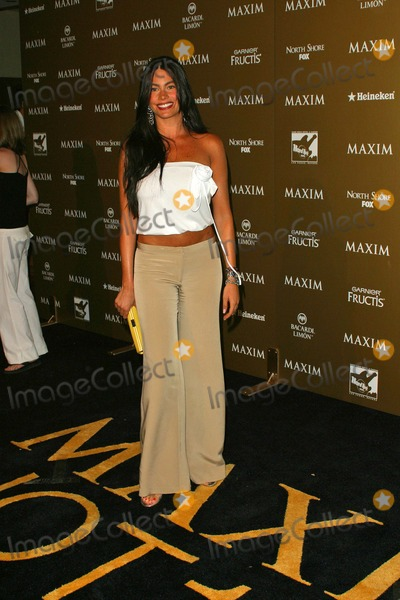 Sofia Vergara Photo - Sofia Vergara at the Maxim Hot 100 Party at the Hard Rock Hotel & Casino, Las Vegas, Nevada 06-12-04