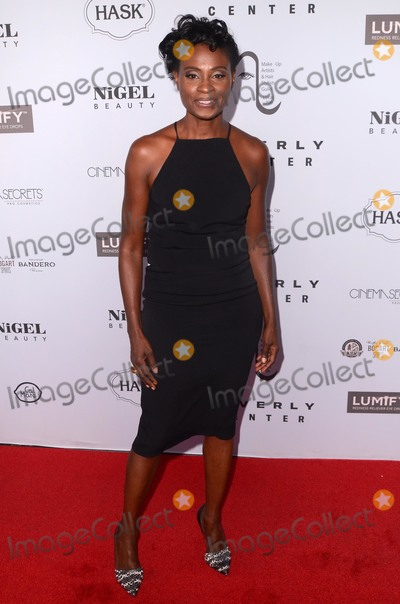 Adina Porter, Emmy Nominations, Teairra Marí Photo - Adina Porter at a reception for Emmy Nominated Make-Up and Hair-Stylists hosted by the MUAHs, Cal Mare, Beverly Center, Los Angeles, CA 08-12-18