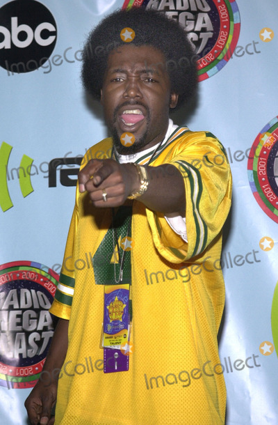 Afroman Photo -  Afroman at the 2001 Radio Music Awards, Aladdin Resort and Casino, Las Vegas, 10-26-01