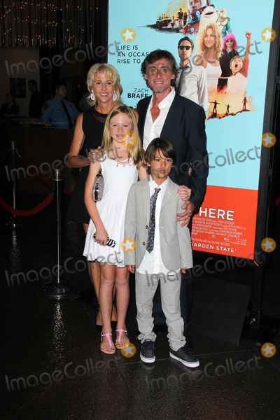 Adam Braff Photo - Adam Braff and family